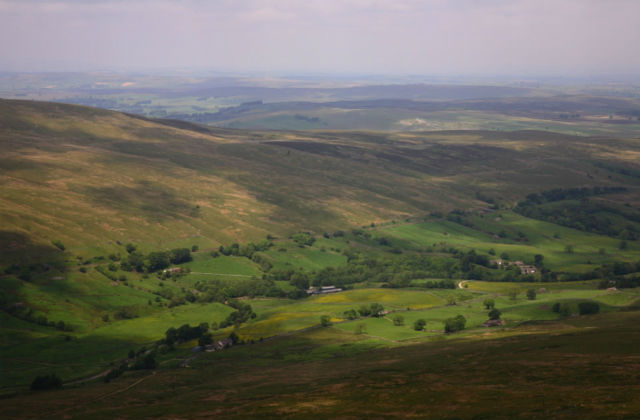 Photo of the Yorkshire Dales National Park