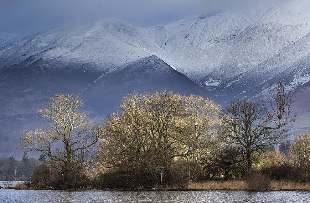 Blencathra in the Lake District National Park