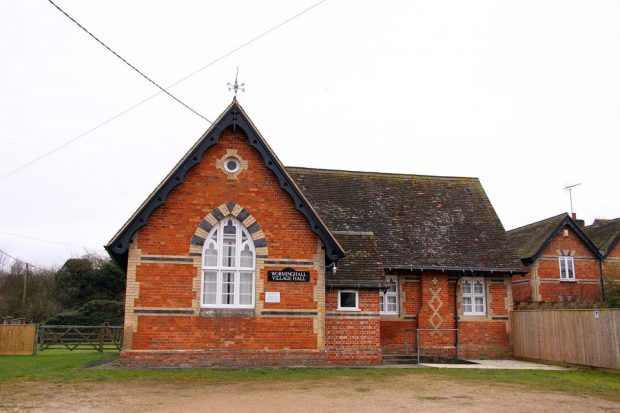 A photo of a Village Hall