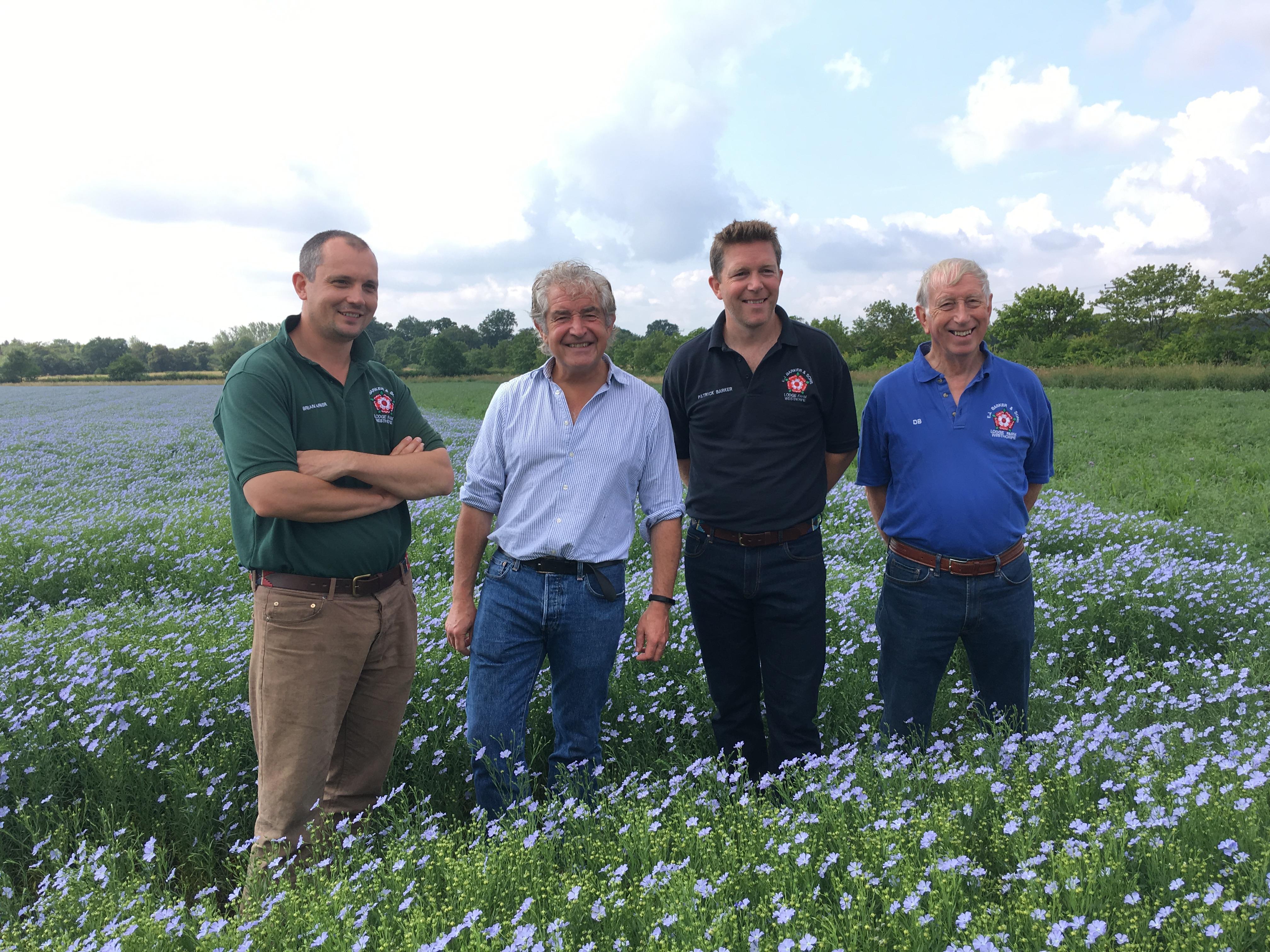 Natural England Chair visits Countryside Stewardship Farm ...